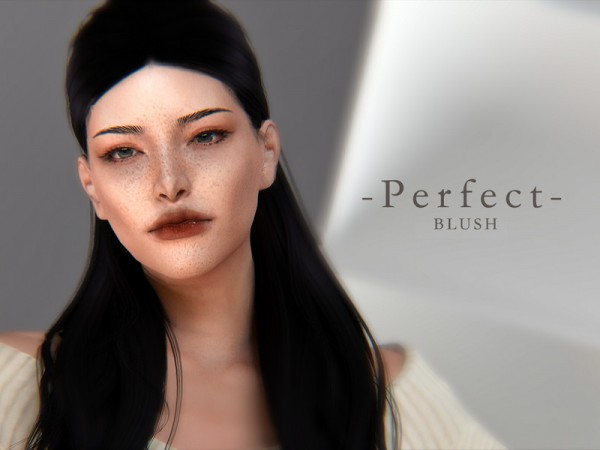 The Sims Resource: Perfect Blush by Chih
