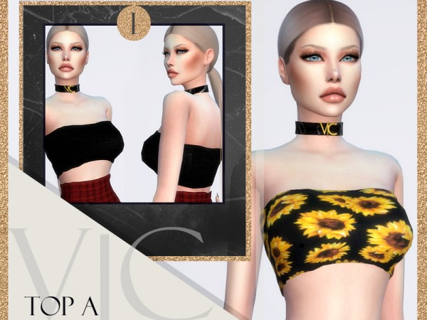 The Sims Resource: Top A I by Viy Sims
