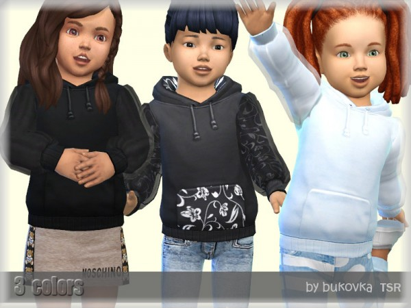 The Sims Resource: Hoddy Toddler by bukovka