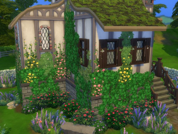 Mod The Sims: Tiny Witch Lair by MiMsYT
