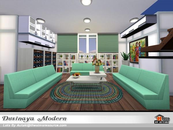 The Sims Resource: Dusinaya Modern NoCC by Autaki