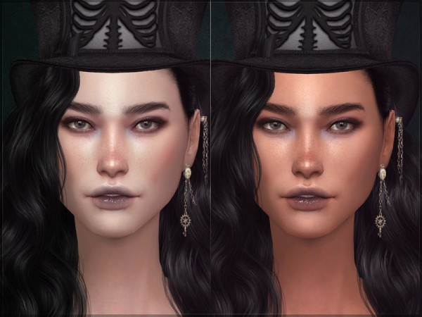 The Sims Resource: Mediator Lipstick by RemusSirion