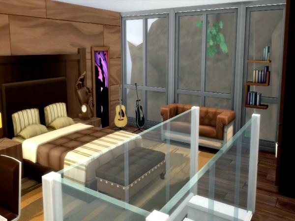 The Sims Resource: Floating Future House by GenkaiHaretsu
