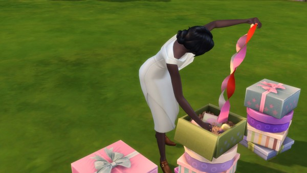 Mod The Sims: Alternate Decoration Boxes by Teknikah