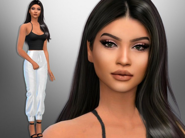 The Sims Resource: Alexis Vera by divaka45