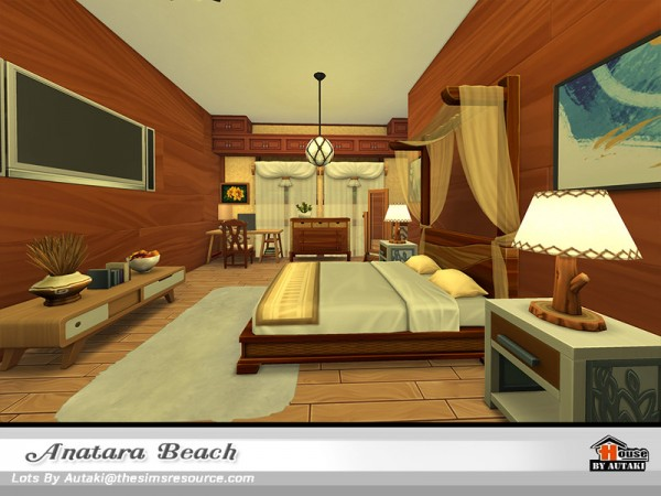 The Sims Resource: Anatara Beach by autaki