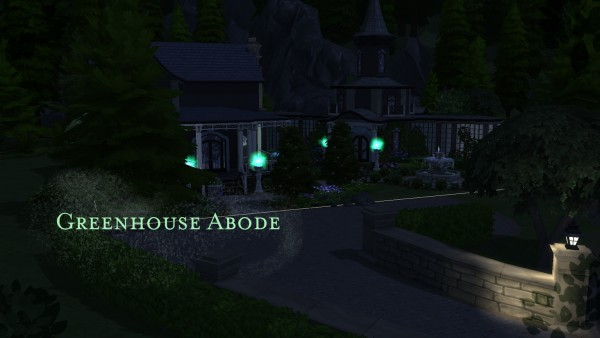 Mod The Sims: Greenhouse Abode by ElvinGearMaster