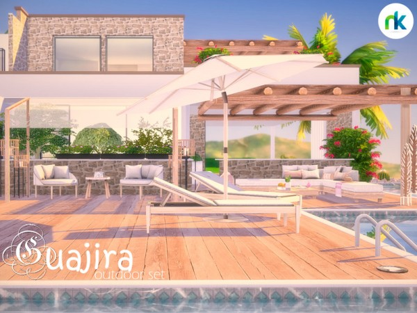The Sims Resource: Guajira Outdoor Part Two by Nikadema