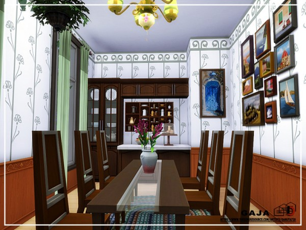 The Sims Resource: Gaja House by Danuta720