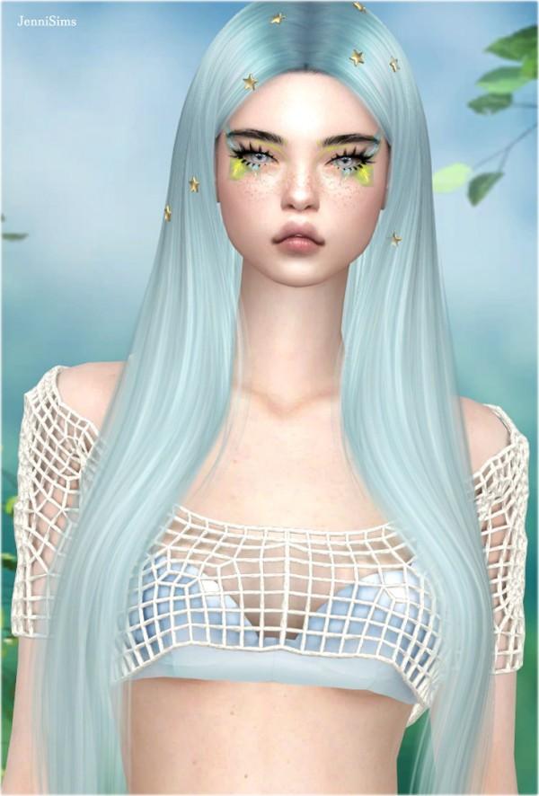 Jenni Sims: Flower Elf Eyeshadow