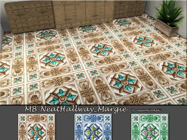 The Sims Resource: Neat Hallway Margie by matomibotaki