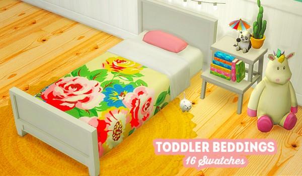 LinaCherie: Toddler beddings   pt 2
