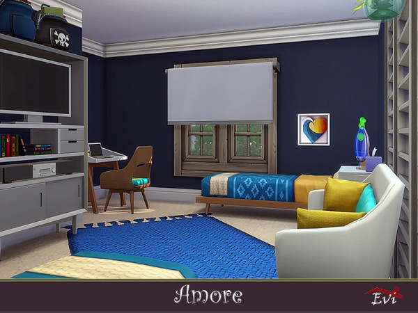 The Sims Resource: Amore House by evi