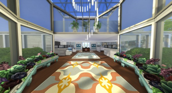 Mod The Sims: Heartstone Medical Center: CC Free Version by chicagonative