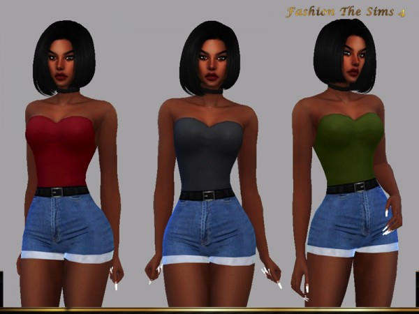 The Sims Resource: Style Carariny by LYLLYAN