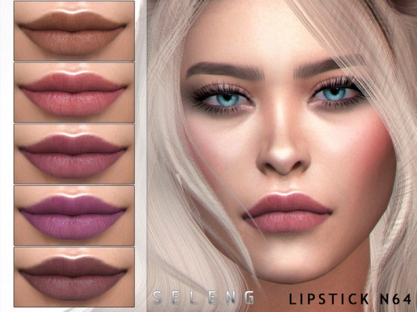 The Sims Resource: Lipstick N64 by Seleng