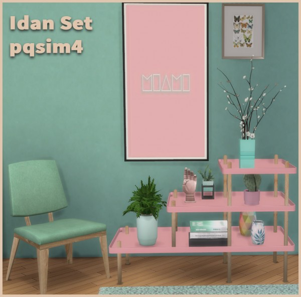 PQSims4: Idan Set