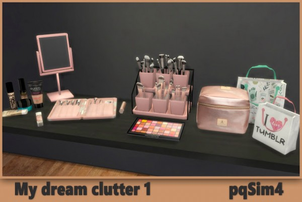 PQSims4: My Dream Clutter 1