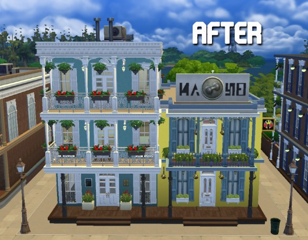 Mod The Sims: Movers and Shakers Fitness Club by JudeEmmaNell