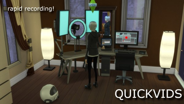 Mod The Sims: QuickVids by MIKYA