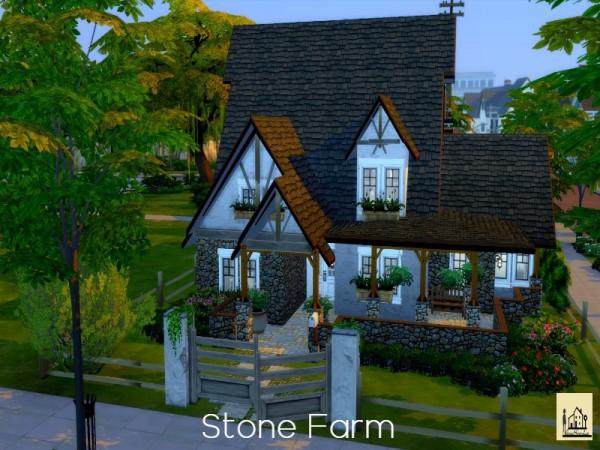 The Sims Resource: Stone Farm by GenkaiHaretsu