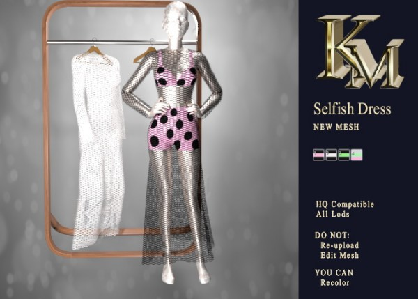 KM: Selfish Dress