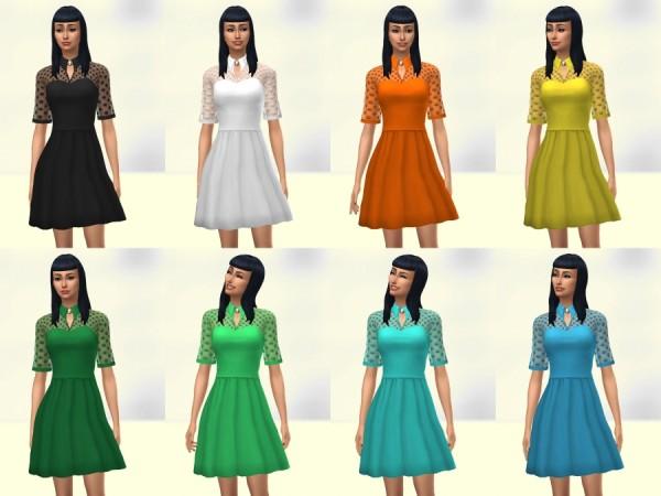 Sims Artists: Patty Dress