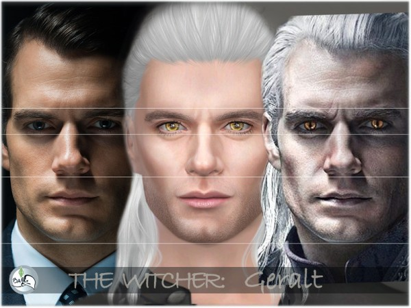 The Sims Resource: The Witcher   Geralt of Rivia by BAkalia