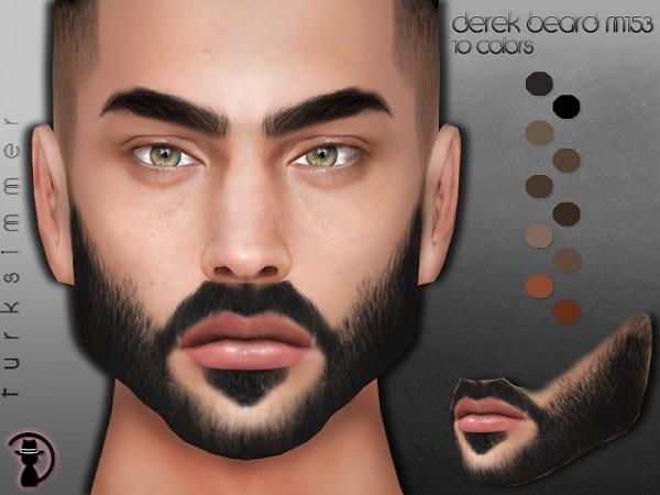 The Sims Resource: Derek Beard M153 by turksimmer