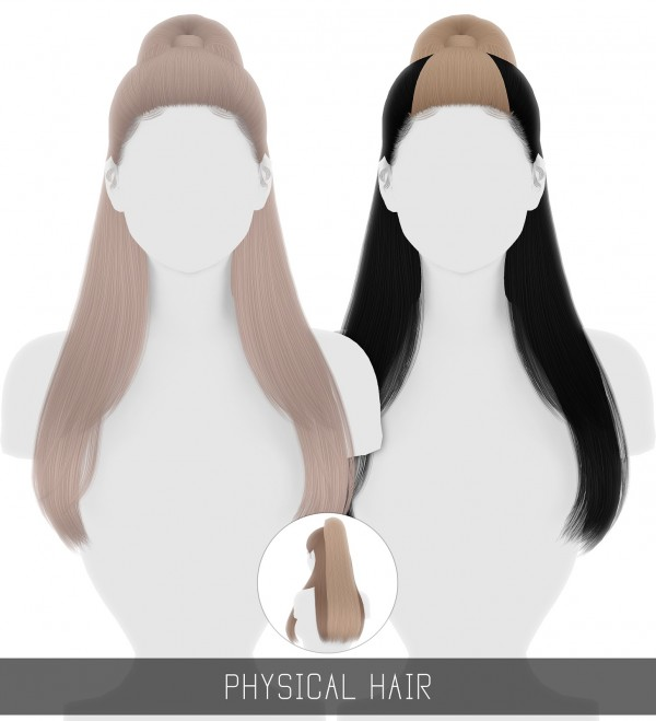 Simpliciaty: Physical Hairstyle