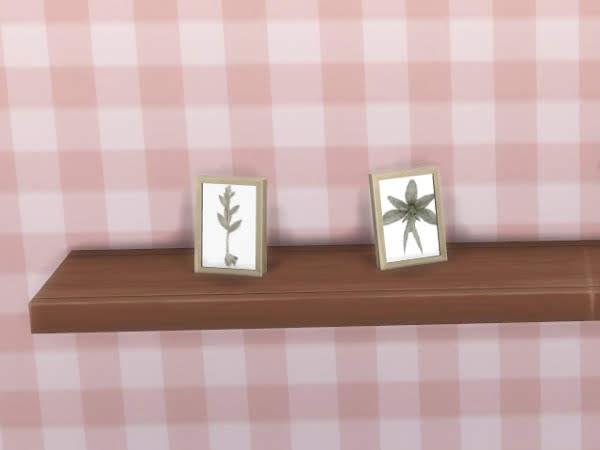 KyriaTs Sims 4 World: Small botanical drawings
