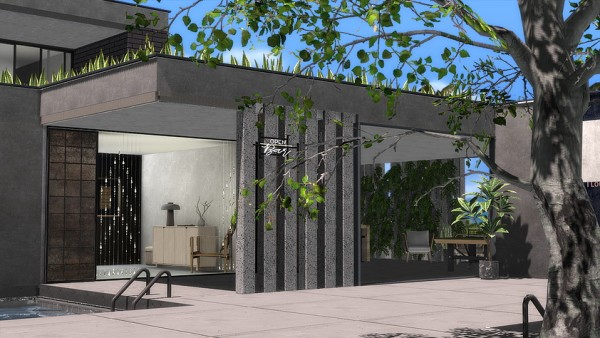 Blooming Rosy: Ombra   residential