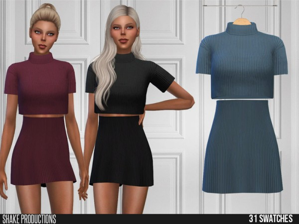 The Sims Resource: 436   Dress by ShakeProductions