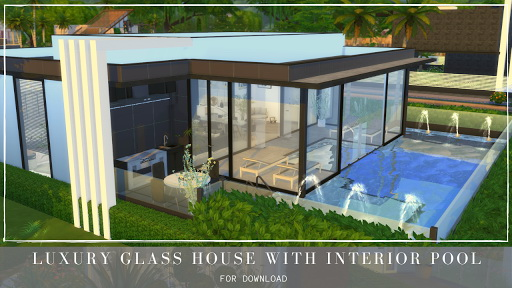 Dinha Gamer: Luxury House With Inside Pool