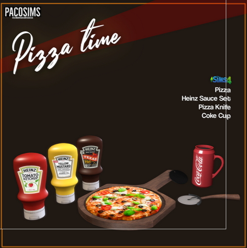 Paco Sims: Pizza Time
