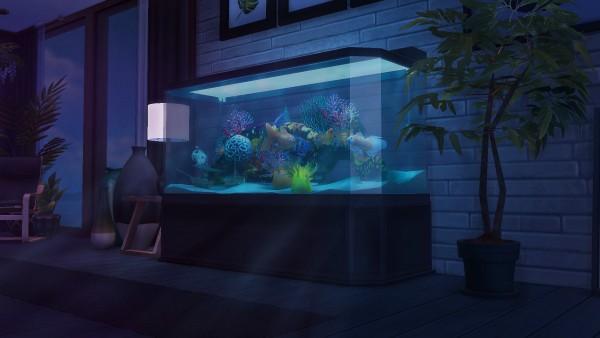 Mod The Sims: Mr.Maritime Aquarium! by simsi45