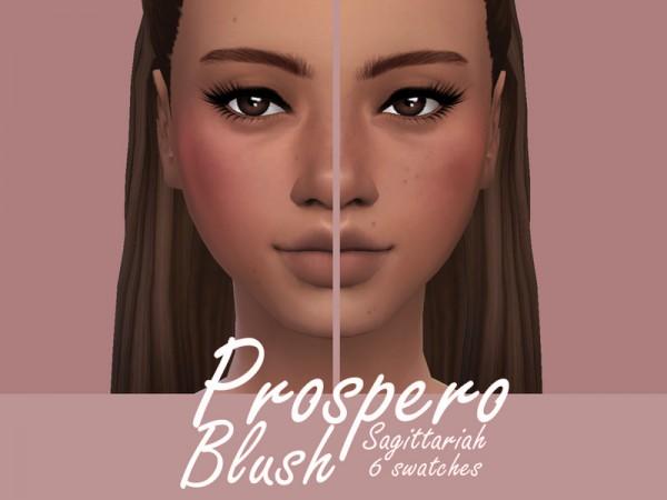 The Sims Resource: Prospero Blush by Sagittariah