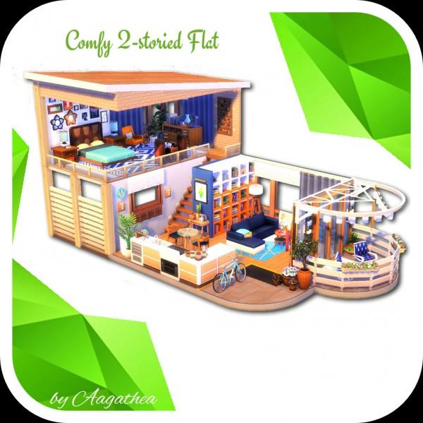 Agathea k: Comfy 2 storied Flat