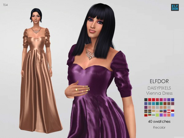 Elfdor: DaisyPixel`s Vienna Dress RC