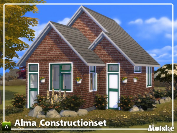 The Sims Resource: Alma Constructionset Part 7 by mutske