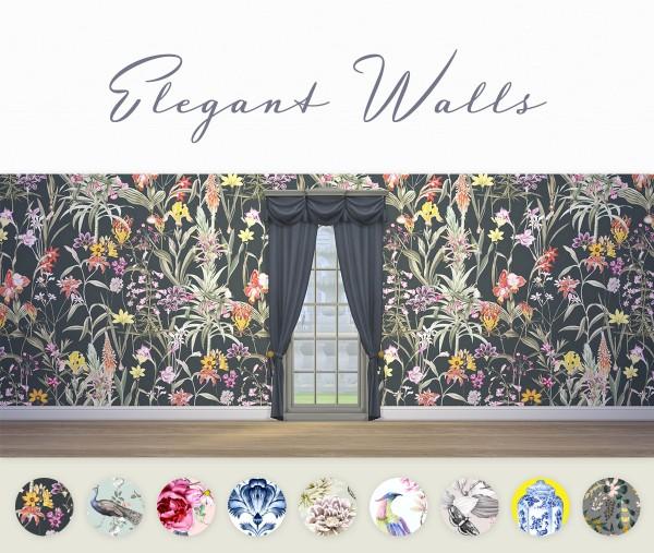 Simplistic: Elegant Walls