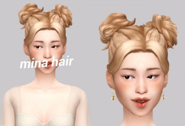 Casteru: Mina Hair