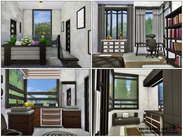 The Sims Resource: Rustic modern loft by Danuta720