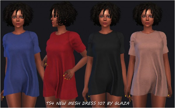 All by Glaza: Dress 107