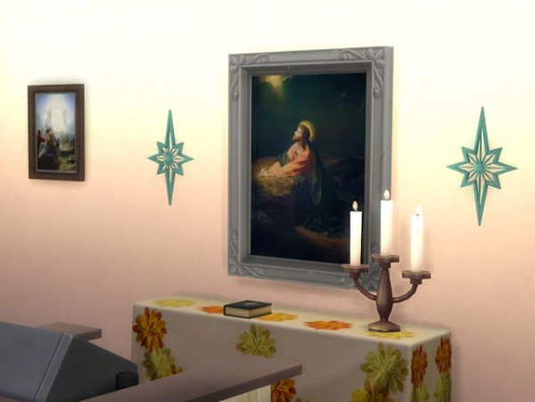 KyriaTs Sims 4 World: Prayer house pictures