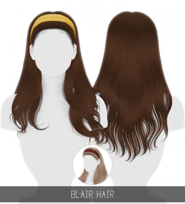 Simpliciaty: Blair Hair
