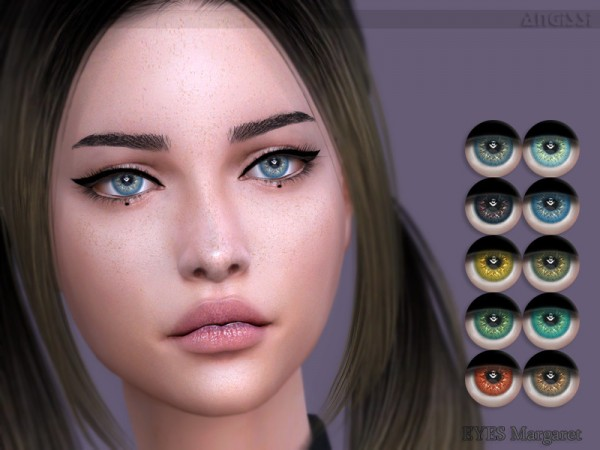 The Sims Resource: Eyes Margaret by ANGISSI