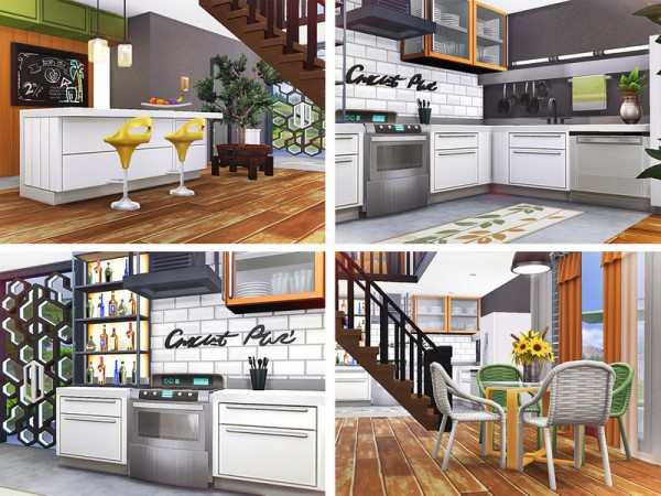 The Sims Resource: Carley House by Rirann