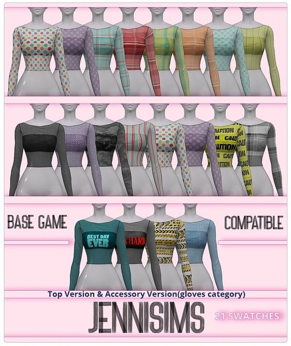 Jenni Sims: Version Top
