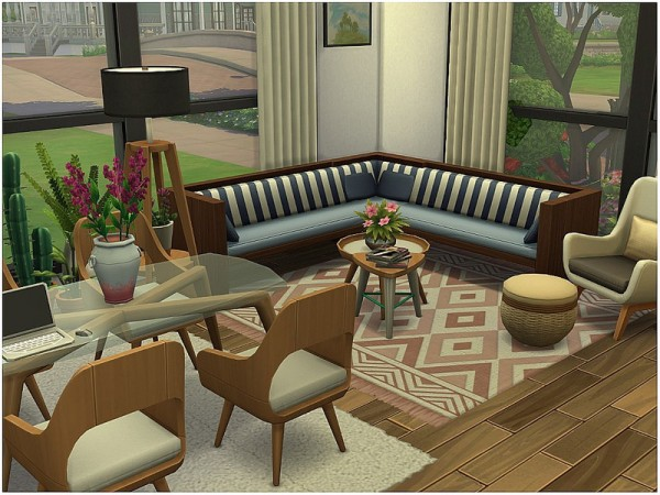 The Sims Resource: Little Wood House by lotsbymanal